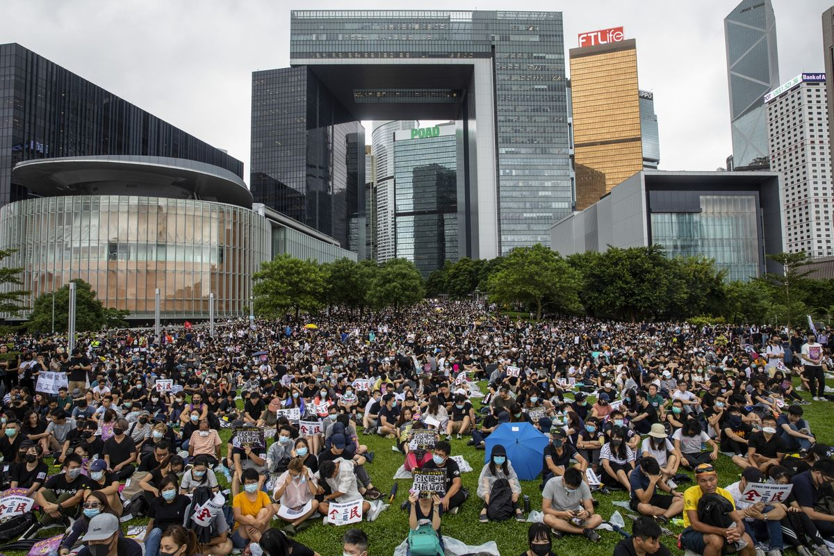 Hong Kong Martial Law Is the Latest Risk Worrying Investors
