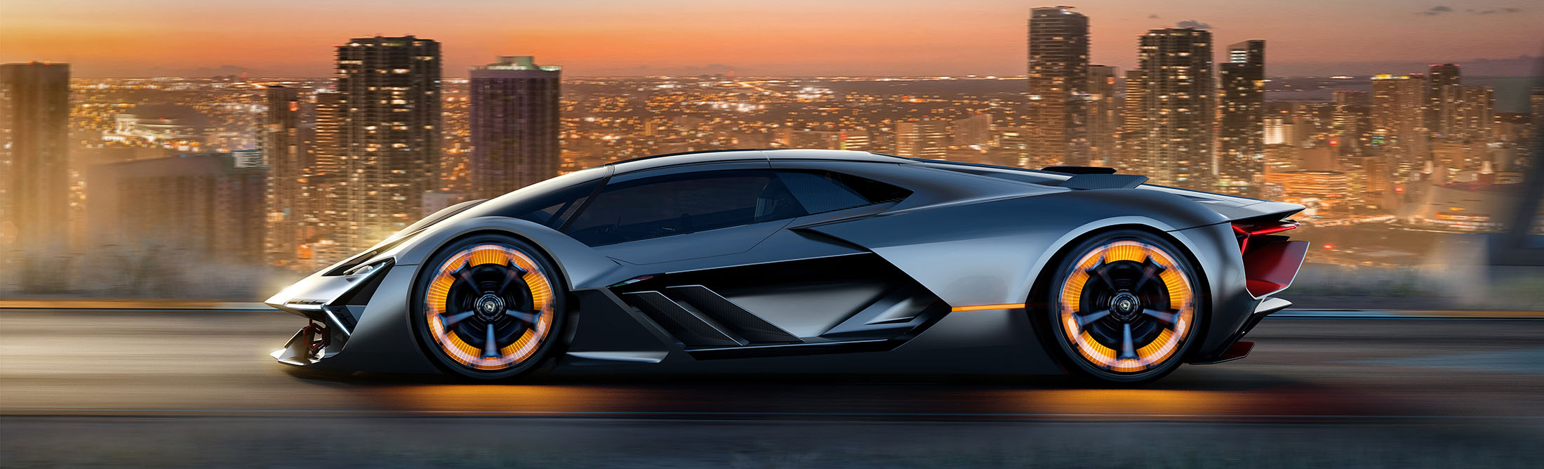 lamborghini car 2018. lamborghini terzo millennio concept self-healing electric supercar - bloomberg car 2018 t