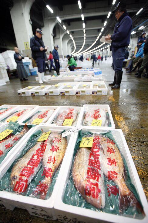 Fishing Group Protests Radioactive Dump as Tokyo Sales Plumm