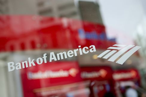 Bank of America Shares Top $10 for First Time Since July 2011