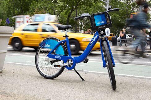 New York???s ???Citi Bike??? Invasion Is Nigh; Merchants Are Wary