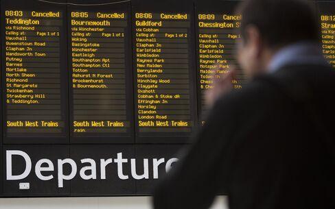 Railway Cancellations