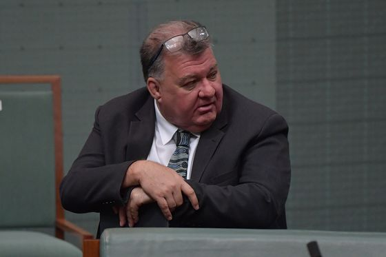 Australia Lawmaker Quits Ruling Party, Erasing Morrison Majority