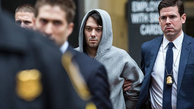 Drug-Price Poster Boy's Arrest Unlikely to Curb Industry's Hikes