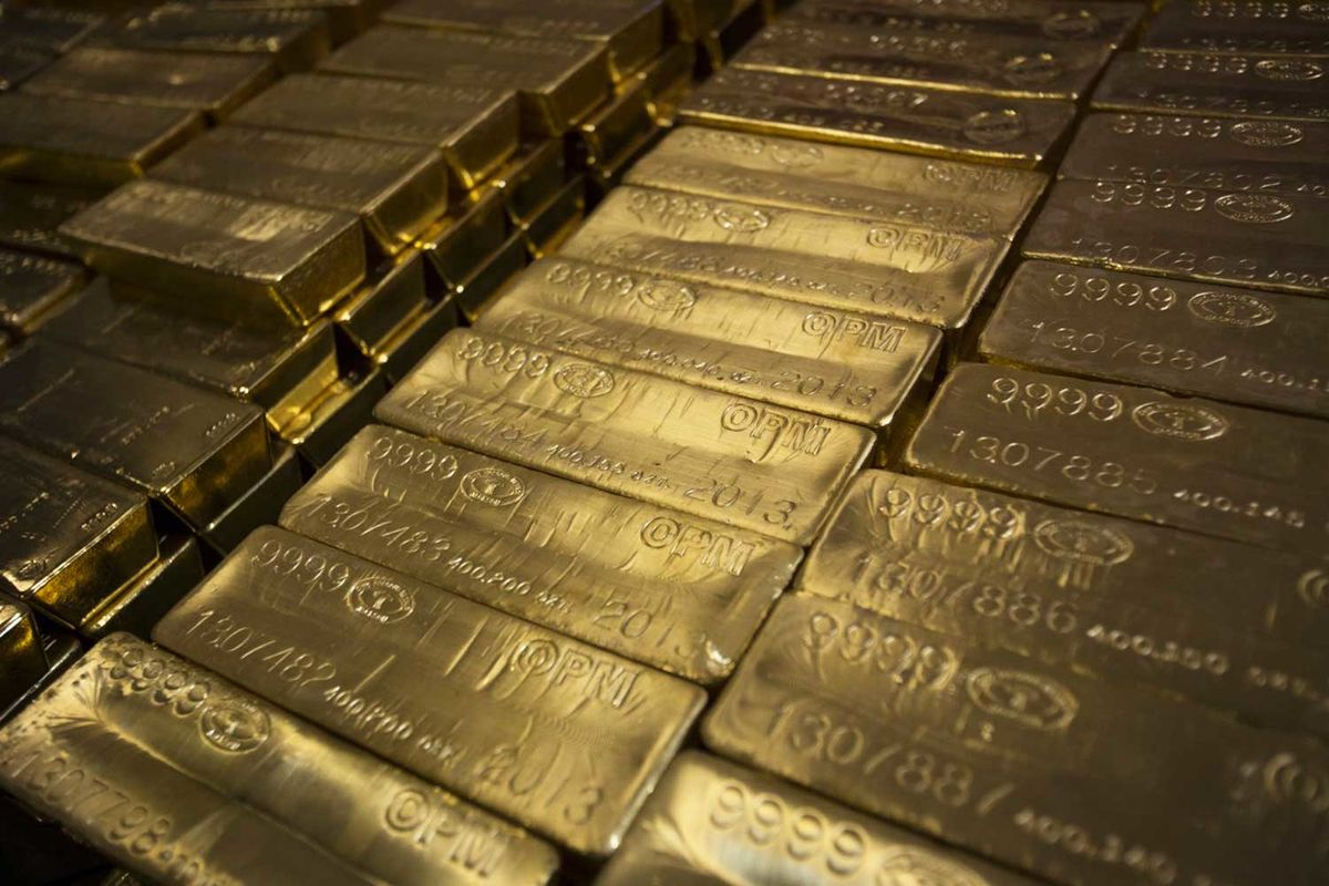 Central Banks Are on the Biggest Gold-Buying Spree in a Half Century