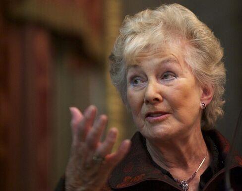 Dame Margaret Anstee