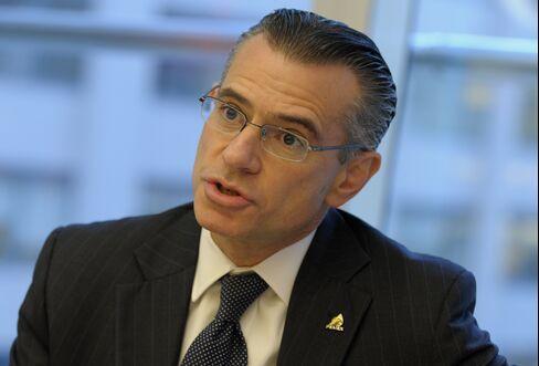 Pemex CEO Juan Jose Suarez Coppel
