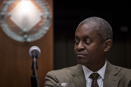 Fed's Bostic Warns Consumers May Feel Hit on China Tariff Boost