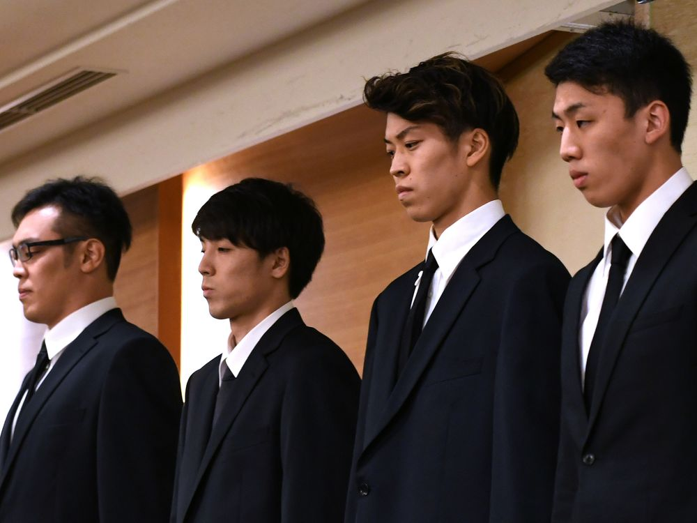 Japan Basketballers Who Paid for Sex Get One-Year Suspensions