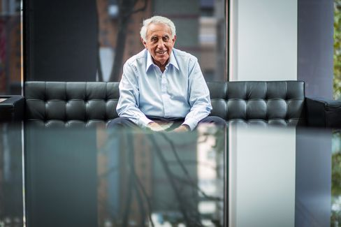 Meriton founder Harry Triguboff