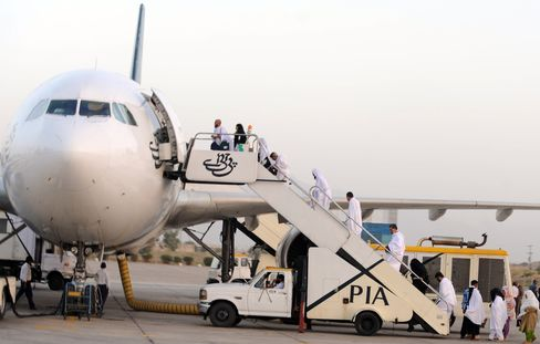 Pakistan Air Seeks Government Support After 7 Years of Losses