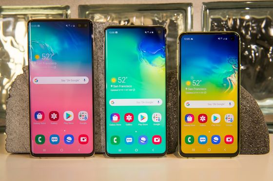 Samsung Revamps Flagship Range With 5G, Low-Cost Options