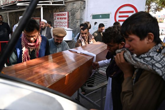 Biden Wants Kabul Attackers to Be Killed: Afghanistan Update