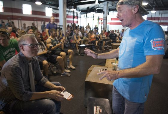 CrossFit Ex-CEO Sells Fitness Company After Controversial Tweets