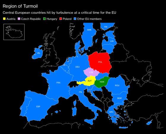 Populist Leaders in Europe Reel FromaWeekend of Shocks