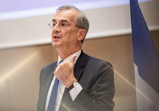 ECB's Villeroy Says Recent Data Don't Refute Economic Forecasts