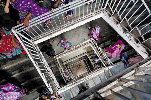 For Bangladesh Factory Safety, Outside Inspectors Are Still MIA