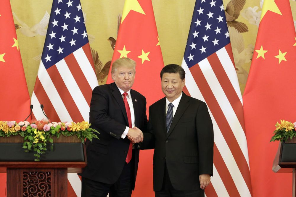 """Μία συμφωνία ΗΠΑ-Κίνας μπορεί να είναι απλά μία """"κατάπαυση πυρός"""""""