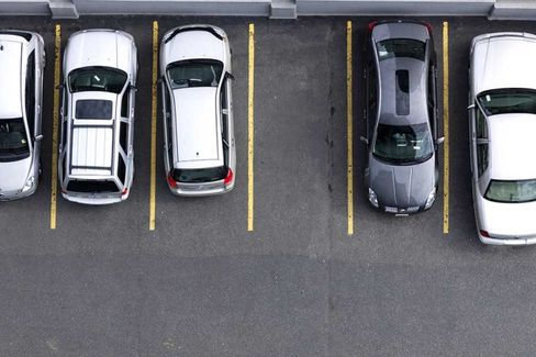 Blame Cities for the Apps That Let You Sell Your Parking Space