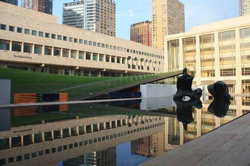 Henry Moore's sculpture