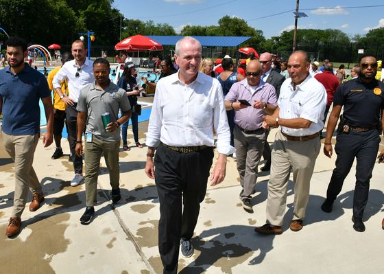 Murphy Has Big Lead in New Jersey Governor Raceas Covid Issue Tops Taxes