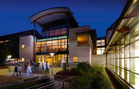 Asklepios Can Lift Rhoen-Klinikum Stake, Cartel Office Rules