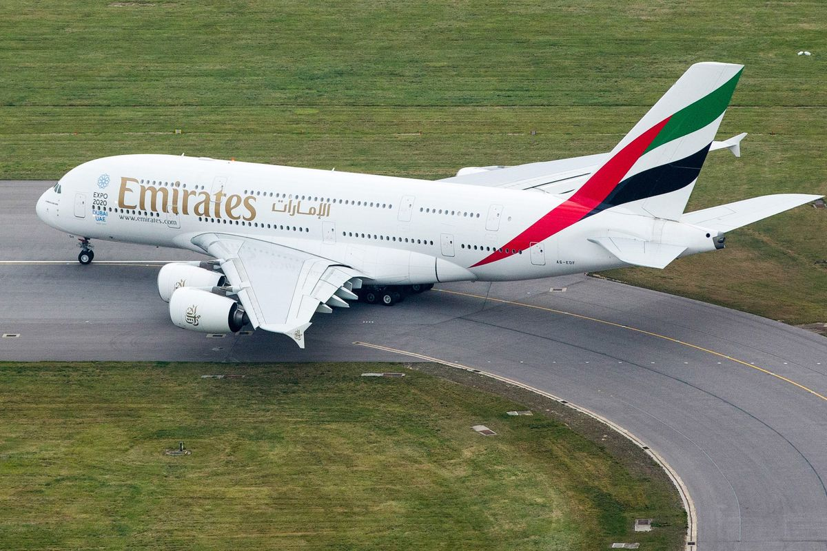 Airbus Handed A380 Lifeline With $16 Billion Emirates Order