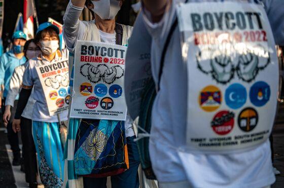 Beijing Olympics Sponsors Face a $110 Billion Dilemma