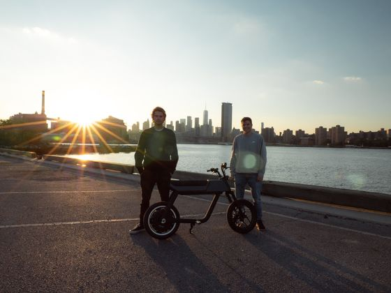 Two-Wheeled Mopeds Are Going Electric and Gaining Speed