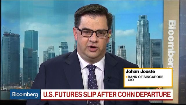 Cohn's Departure May Signal Instability in Financial Markets