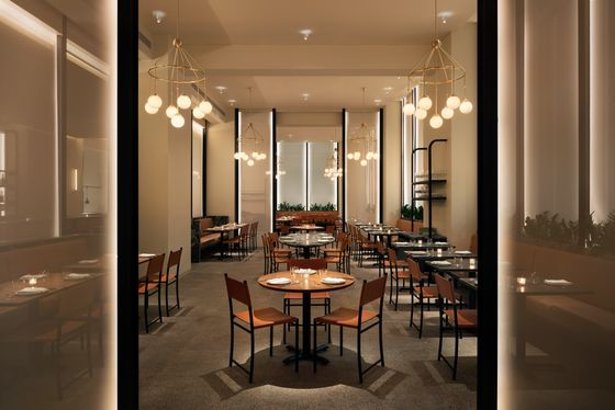 An Eleven Madison Park Alum Heats Up the Financial District