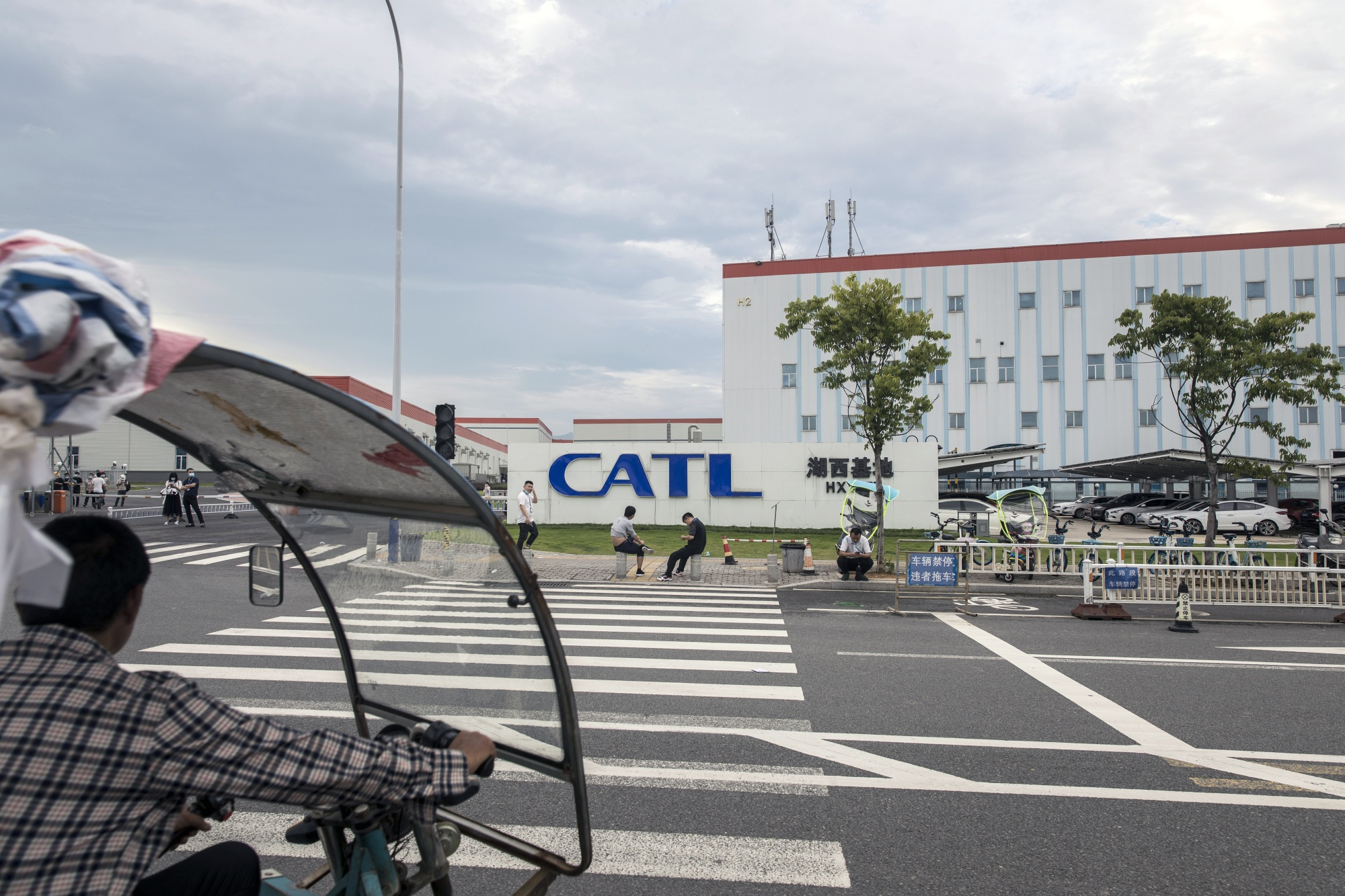 Million-Mile Electric-Car Battery Is Ready, Chinese Giant CATCL Says