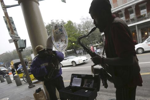 A Digital Tip Jar and More Apps for New Orleans Crowds