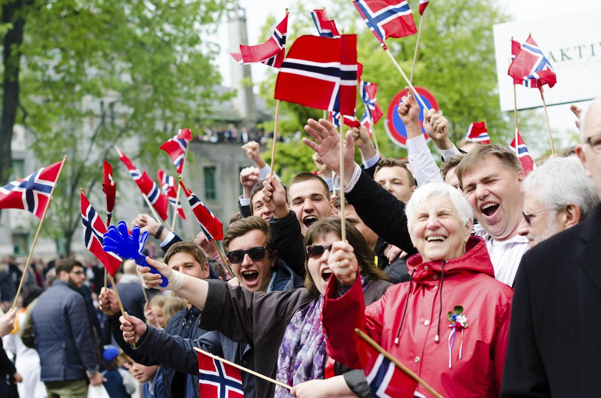 It's Syttende Mai. Have Some Aquavit to Celebrate Norway's Big Day