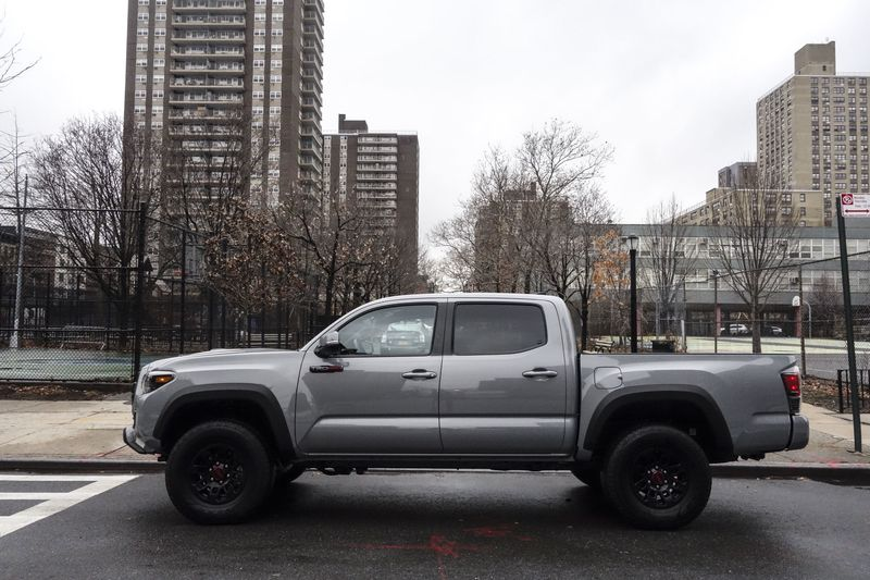 Toyota Tacoma Trd Pro Review Bloomberg 01