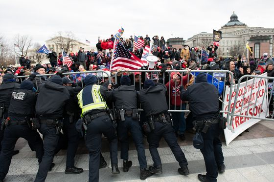 The Legal Fallout Trump Still FacesFrom the Capitol Riots