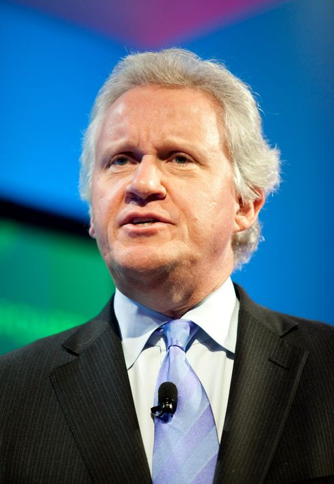 General Electric CEO Jeffrey Immelt