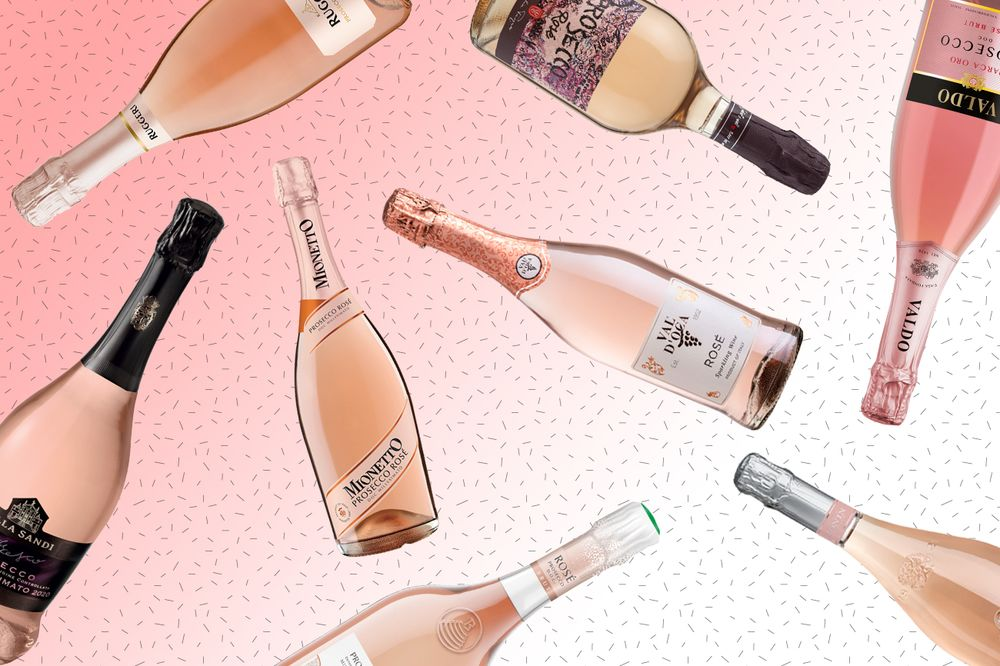 relates to Pink Prosecco Is the Fizz That's Poised to Ride the Rosé Wave