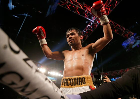 Pacquiao Emerges as Obstacle to Duterte's Succession Plans