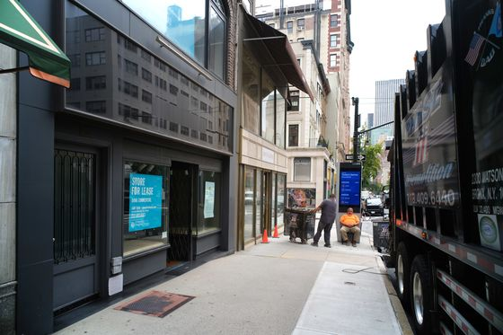 NYC Shoppers Shun Madison Avenue as Swanky Boutiques Depart