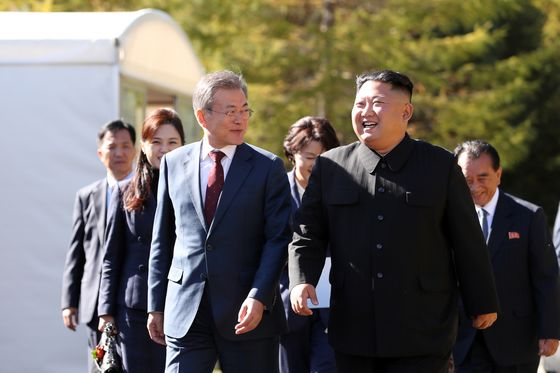 South Korea's Moon Becomes Kim Jong Un's Top Spokesman at UN