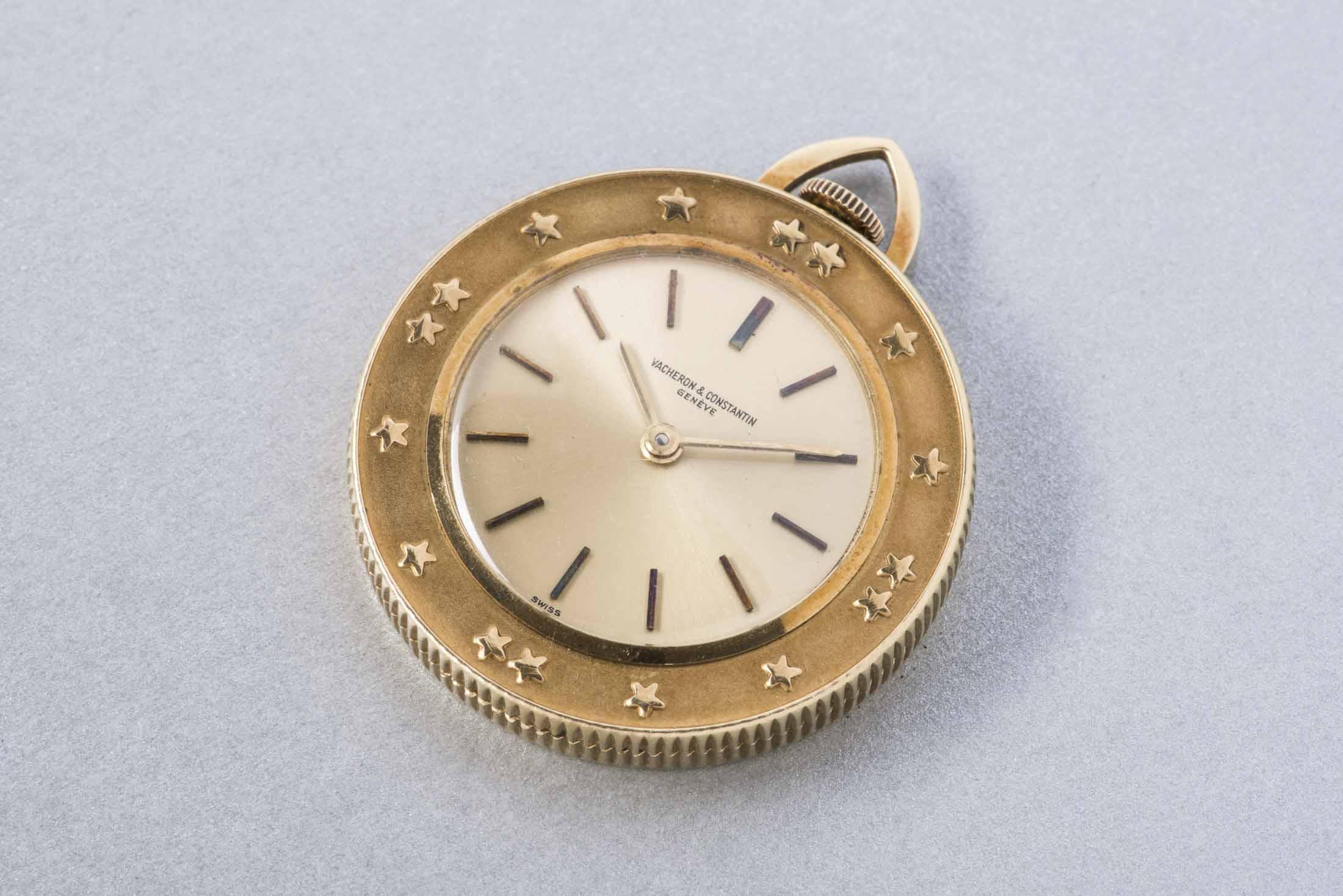Vacheron Constantin Gold Coin Medallion Watch