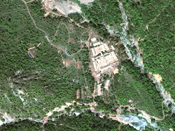 North Korea Carries Out Demolition of Nuclear Test Site, AP Says