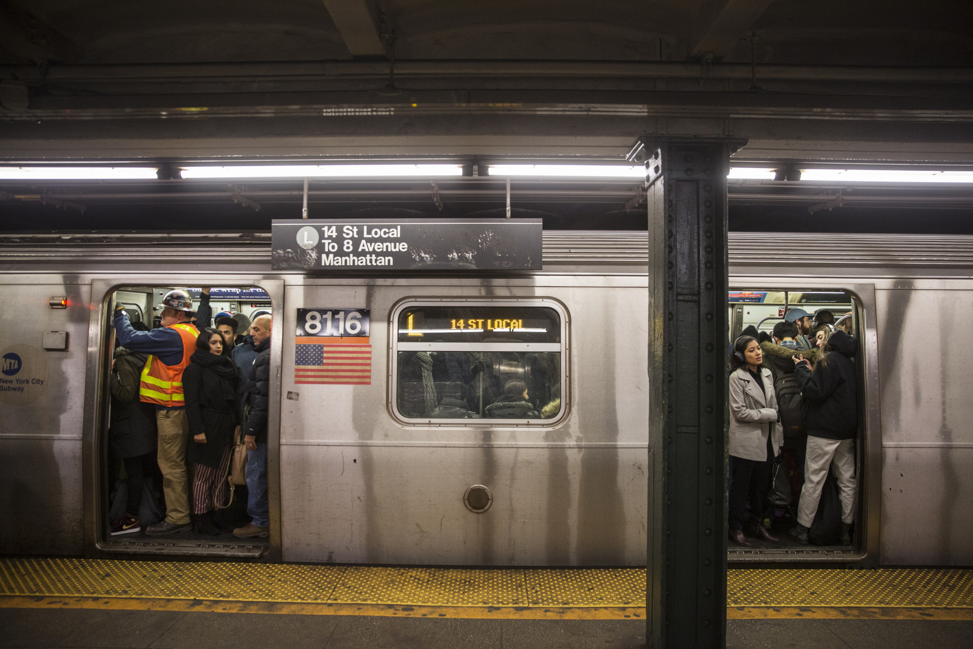 1 Train Toronto Subway Map Nyc.Nyc Subway Boss S Pledge To Modernize Clashes With Comptroller