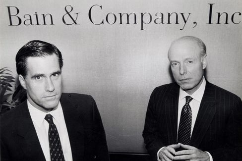 Mitt Romney's Private Equity Nightmare