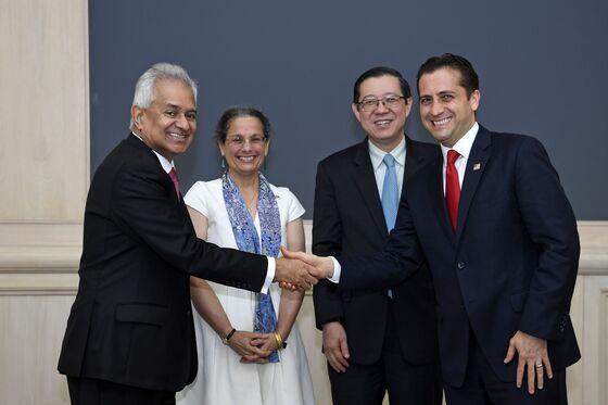 Officials Meet to Coordinate Goldman Approach Over 1MDB