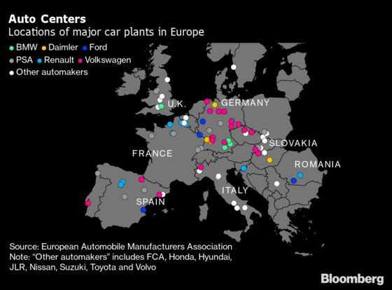May Car Sales Provide Glimmer of Hope for Europe's Auto Industry