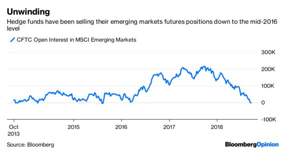 Forget Tantrums, Emerging Markets Are the Haven Now