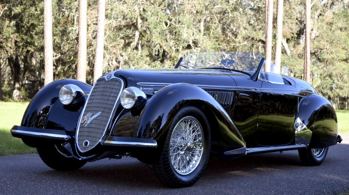A $30 Million Bugatti Is Named 'Best of the Best' Vintage Car ...