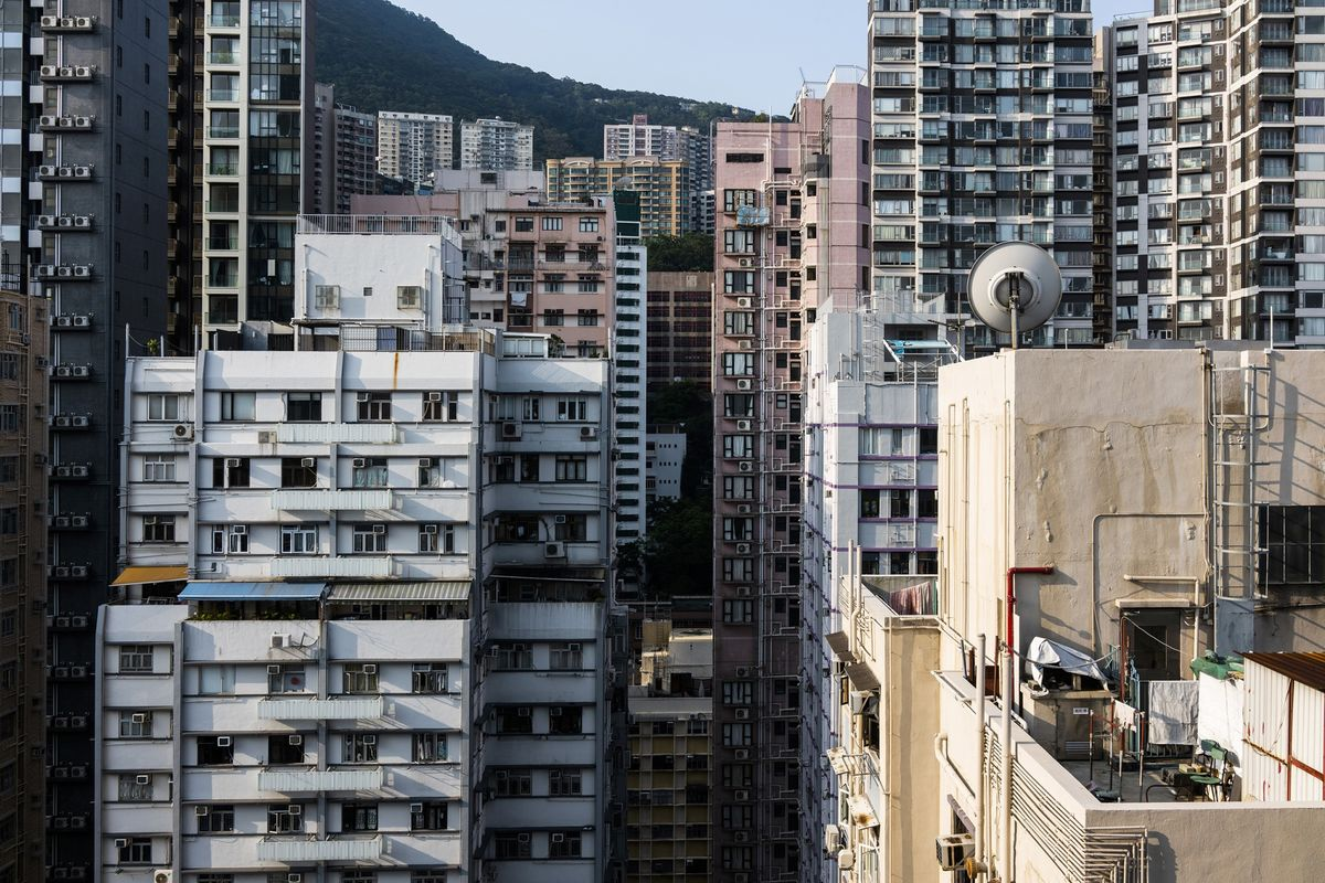 Hong Kong Property Stocks Battered by Protests Are Looking Cheap